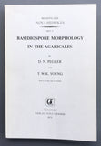 Basidiospore Morphology in the Agaricales