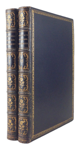 Fabliaux or Tales, Abridged from French Manuscripts of the XIIth and XIIIth centuries, Selected and Translated into English Verse with a preface and notes, in 2 volumes, complete
