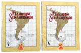 Mamiferos Sud Americanos, in 2 volumes, in the original wrappers (second revised edition)