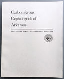 Carboniferous cephalopods of Arkansas