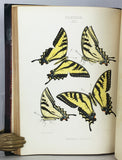 The Butterflies of North America, in 2 volumes (first series and second series)