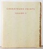 Cherryburn Prints: Volume I. Discovered Subjects I to X (and) Volume II. Discovered Subjects XI to XX + 2 additional signed prints, each housed in portfolio cases as issued