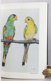 A Monograph of Endangered Parrots (the Remarque Edition limited to 26 copies)