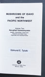 Mushrooms of Idaho and the Pacific Northwest, Vol. 1: Discomycetes + Vol. 2: Non-Gilled Hymenomycetes, in two volumes
