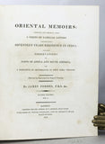 Oriental Memoirs: Selected and abridged from a series of familiar letters written during seventeen years residence in India, and a narrative of occurrences in four India voyages, in 4 volumes