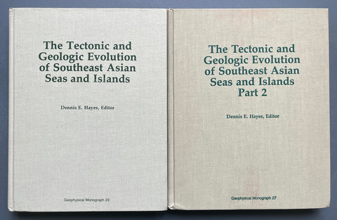 The Tectonic and Geologic Evolution of Southeast Asian Seas and Islands, Part 1 + Part 2, complete in 2 volumes