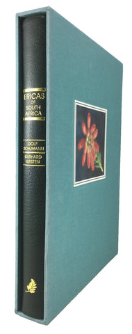Ericas of South Africa (Collector's edition of 100 numbered copies, this is copy no. 1 presented to 'The Publisher' by the authors)