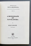 A Monograph of Monograph of Favolaschia