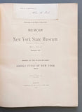 Report of the State Botanist on Edible Fungi of New York, 1895-1899