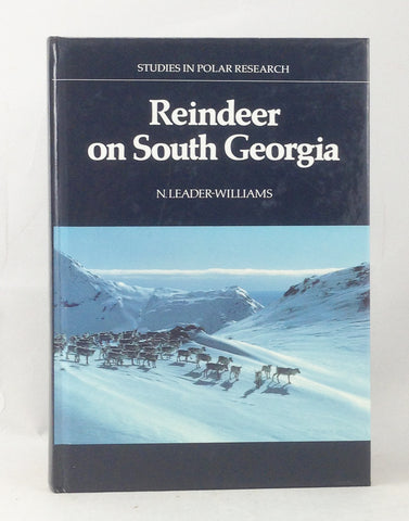 Reindeer on South Georgia: the Ecology of an Introduced Population