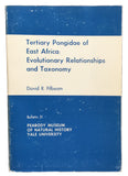 Tertiary Pongidae of East Africa: Evolutionary relationships and taxonomy