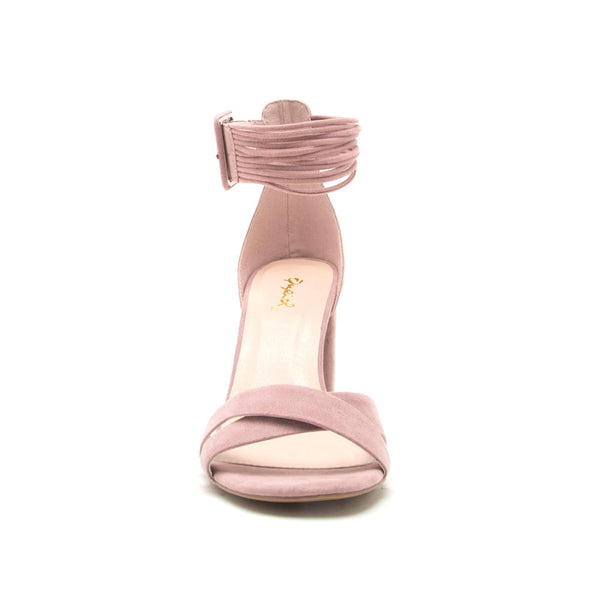 Alona-46 Desert Rose X Band Sandal