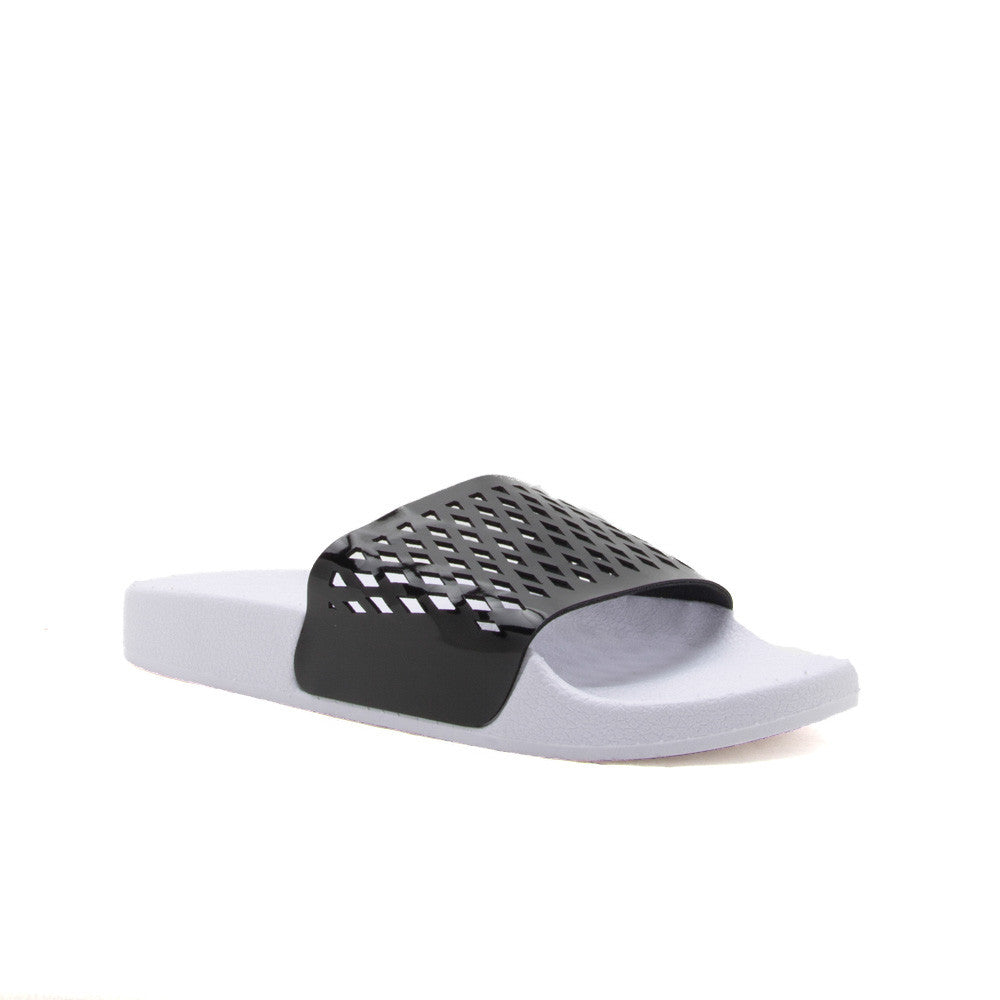 BOOBOO-10 Black Cut Out Slide