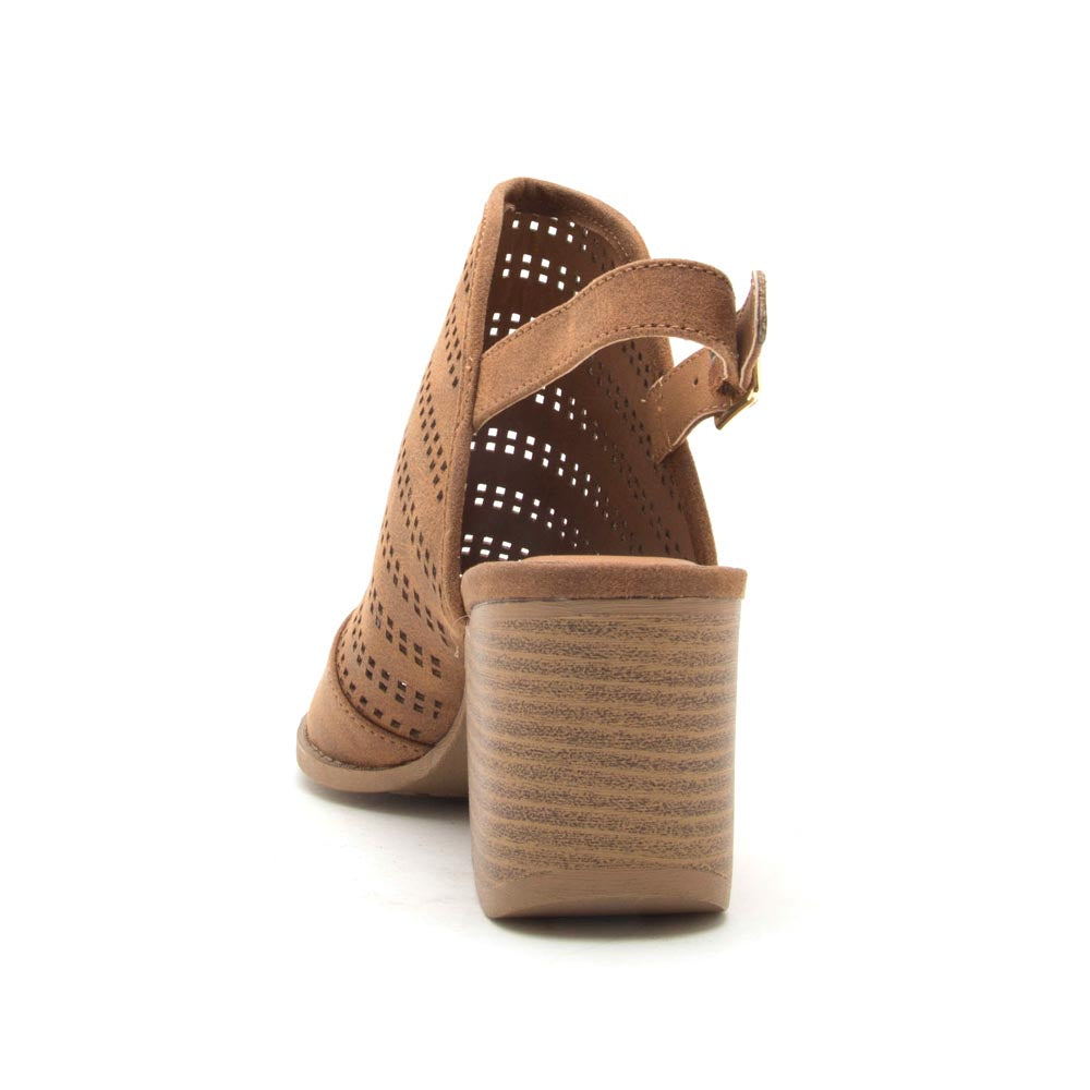 Core-104 Maple Slingback Sandals