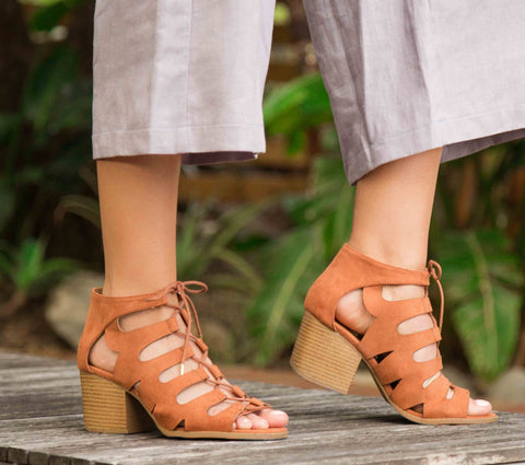 Core-135X Hazel Lace Up Sandals