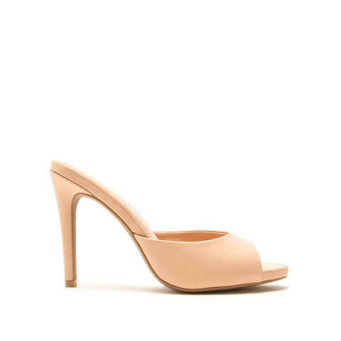 Grammy-266 Blush Slide In Heels