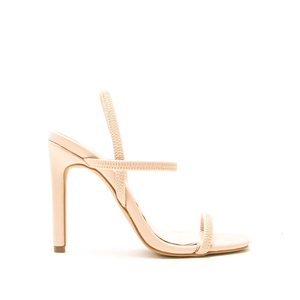 Highlight-24 Nude Naked Heels