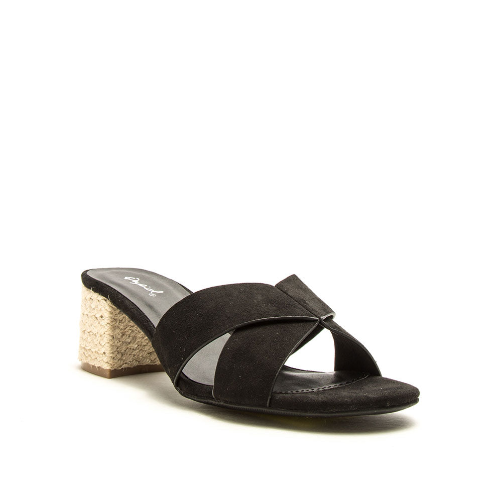 Katz-120A Black X Band Mules