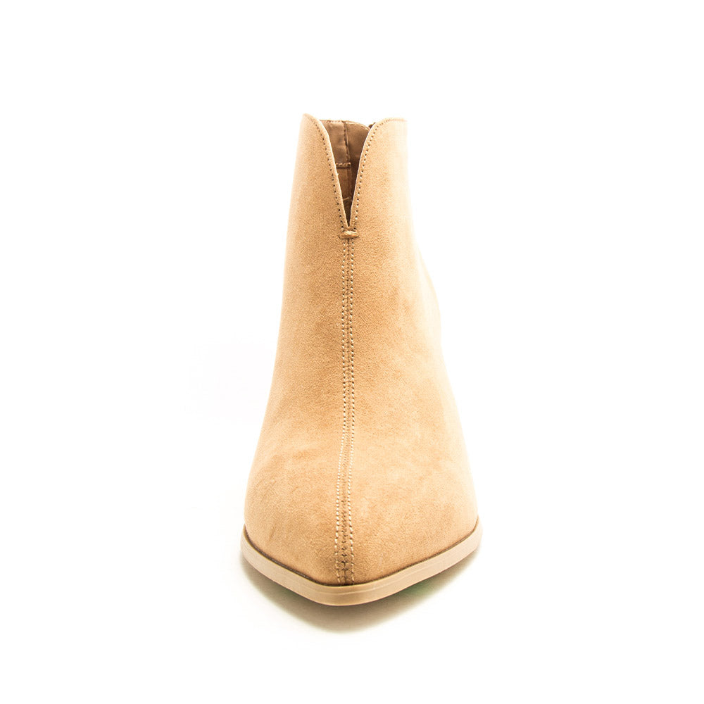 Nava-26A Butterscotch Booties