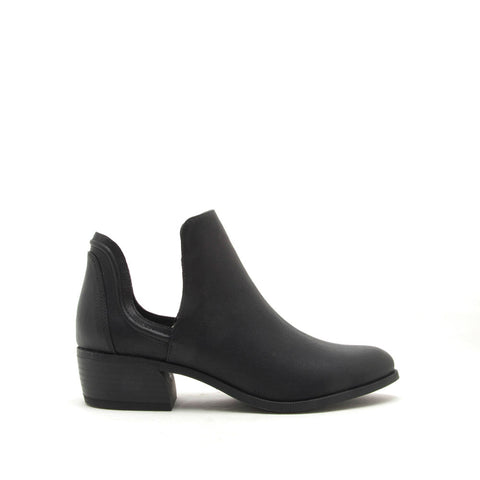 Rager-06X Black Burnished Bootie