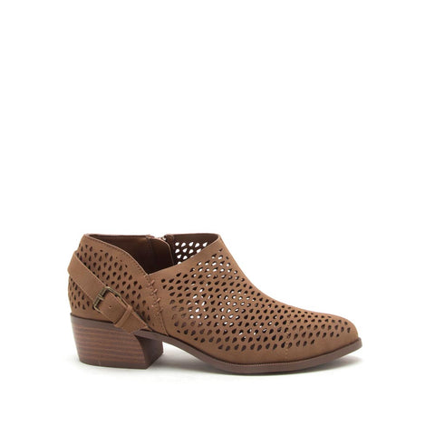 Rager-21 Maple Perforated Bootie