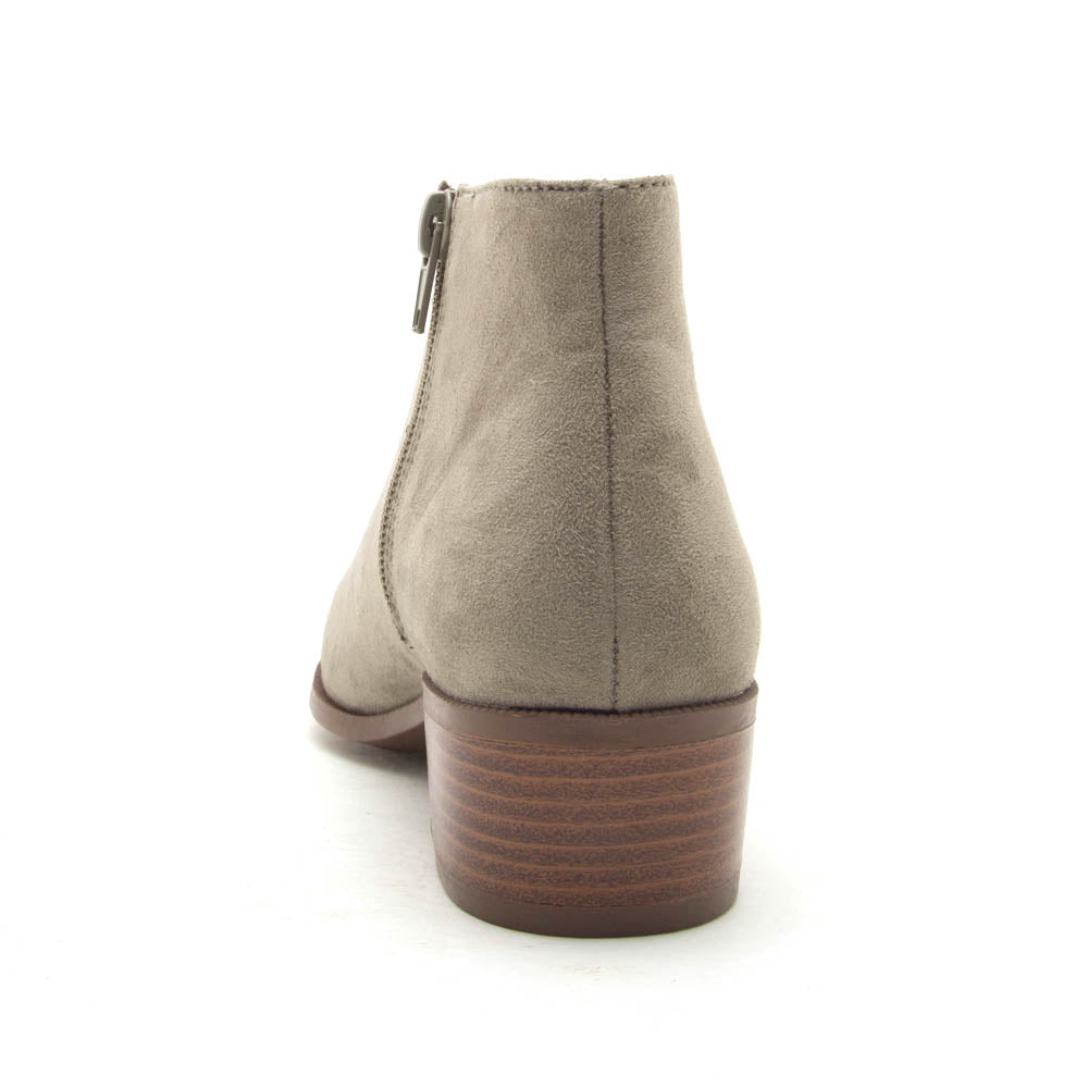 Rager-27X Khaki Red Bootie
