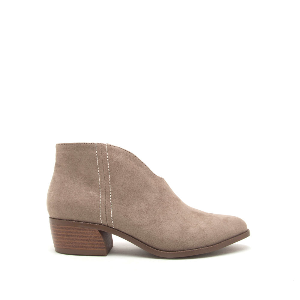 Rager-27X Taupe Bootie