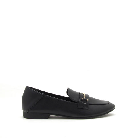 Regent-65 Black Loafer
