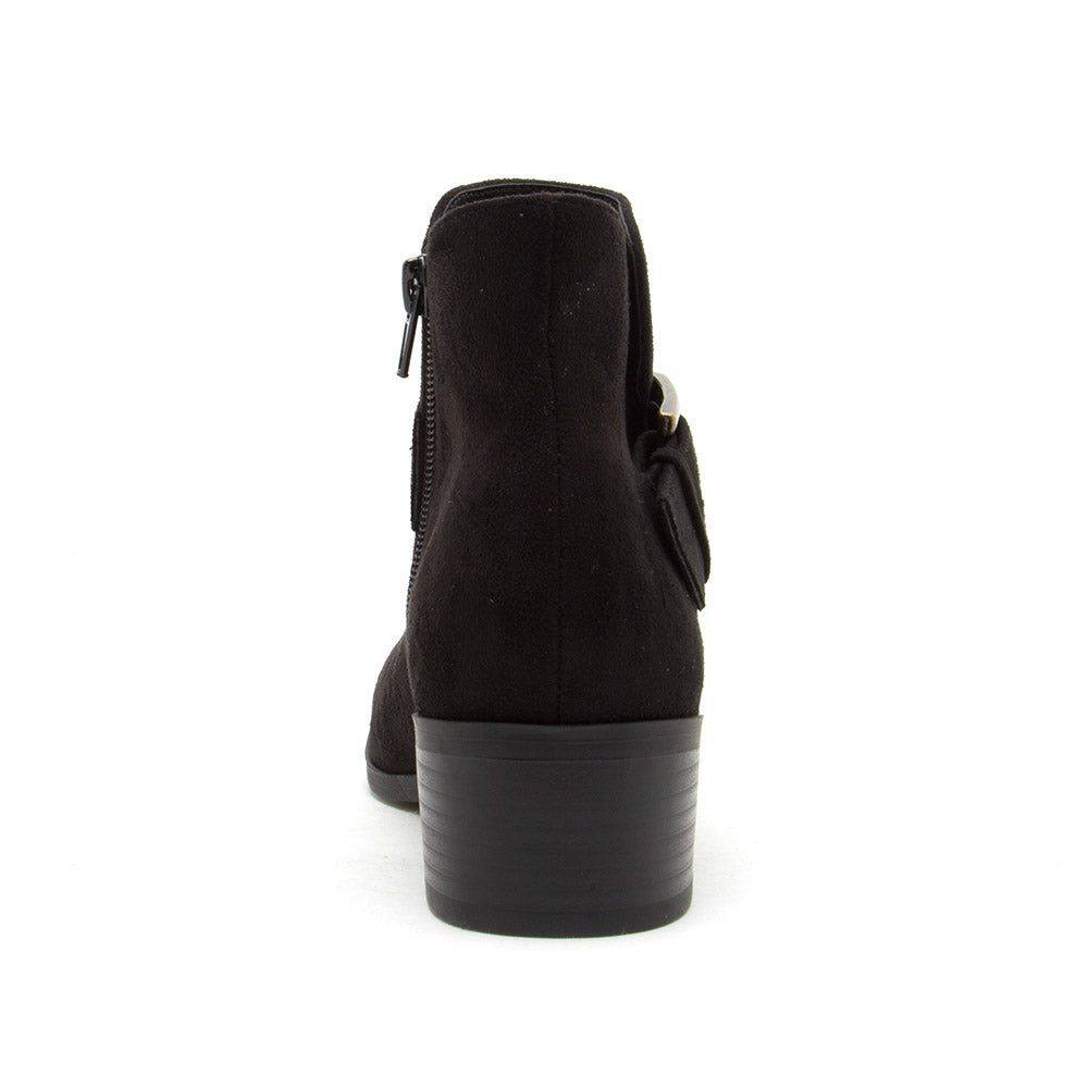 Repeat-14X Black Stretched Backer On Booties
