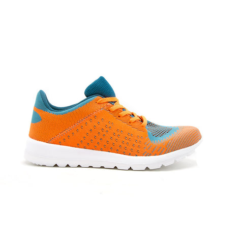ROMEO-01 Orange/Teal