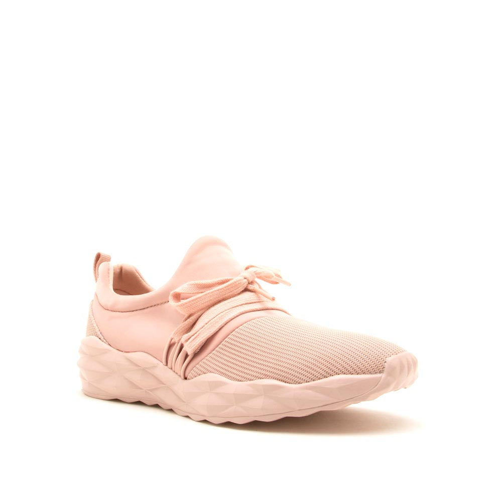 Ryder-04X Blush Lace Up Sneakers