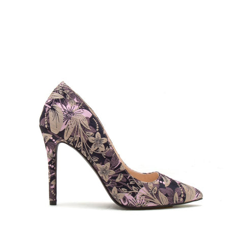 Show-01 Pink Multi Pumps