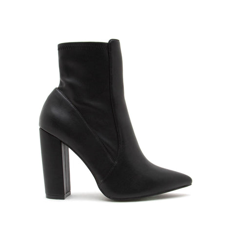 Signal-99X Black Sock Booties