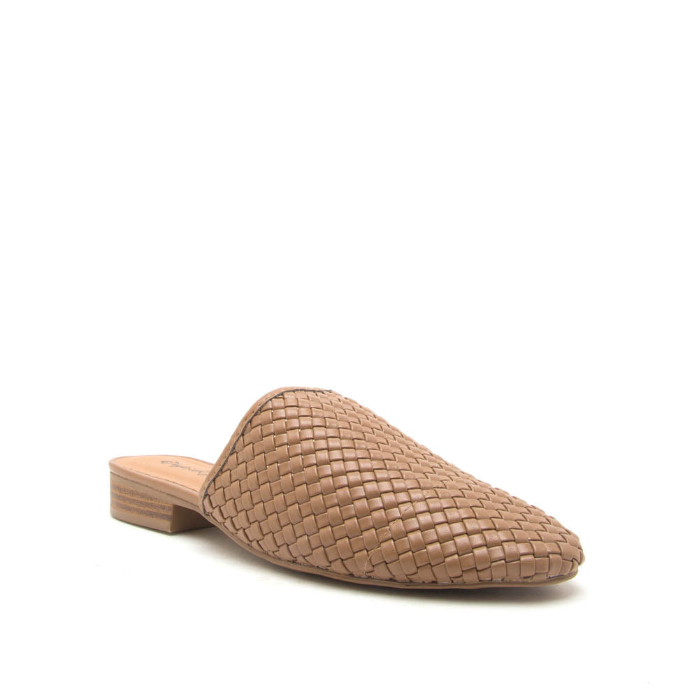 Soric-33 Taupe Mule Slides