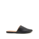 Swirl-126 Black Mule Slide