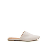 Swirl-126 Off White Mule Slide