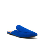 Swirl-135 Cobalt Blue Slide In Mule