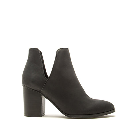 Sylas-01 Black Booties