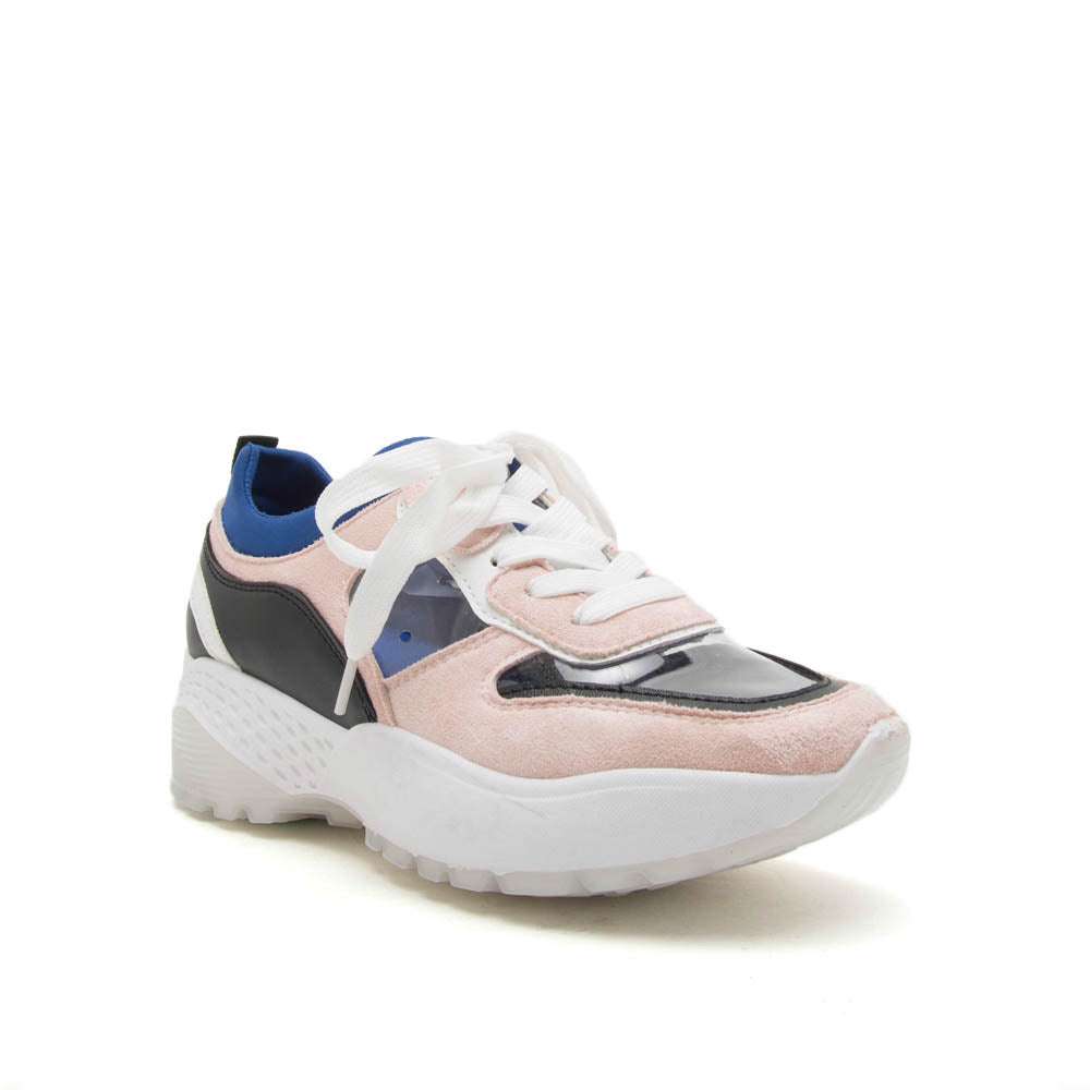 Terrace-06A Blush Multi Sneakers