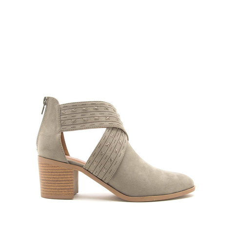 Topanga-45XX Khaki X Band Booties