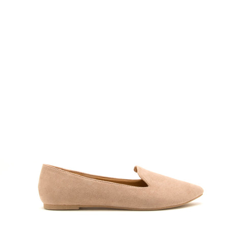 Zoom-03 Taupe Ballerina