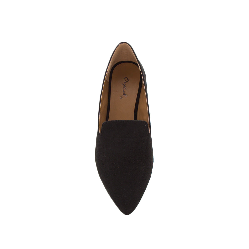 Zoom-09 Black Loafers