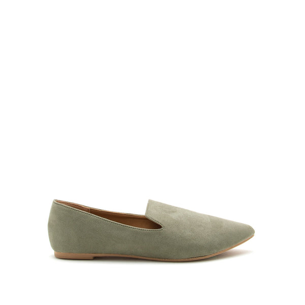 Zoom-09 Khaki Loafers