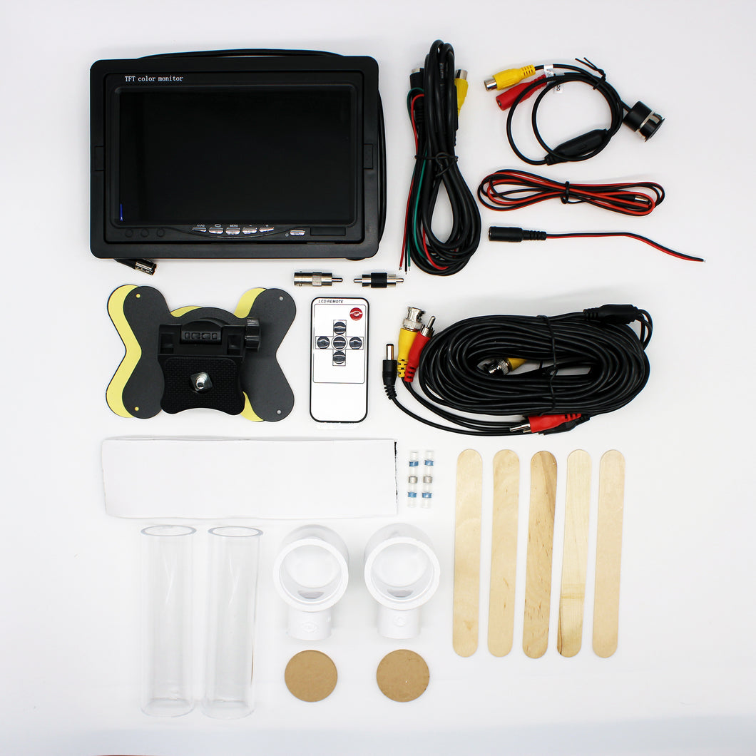 Pufferfish Video System Kit - ONE Camera