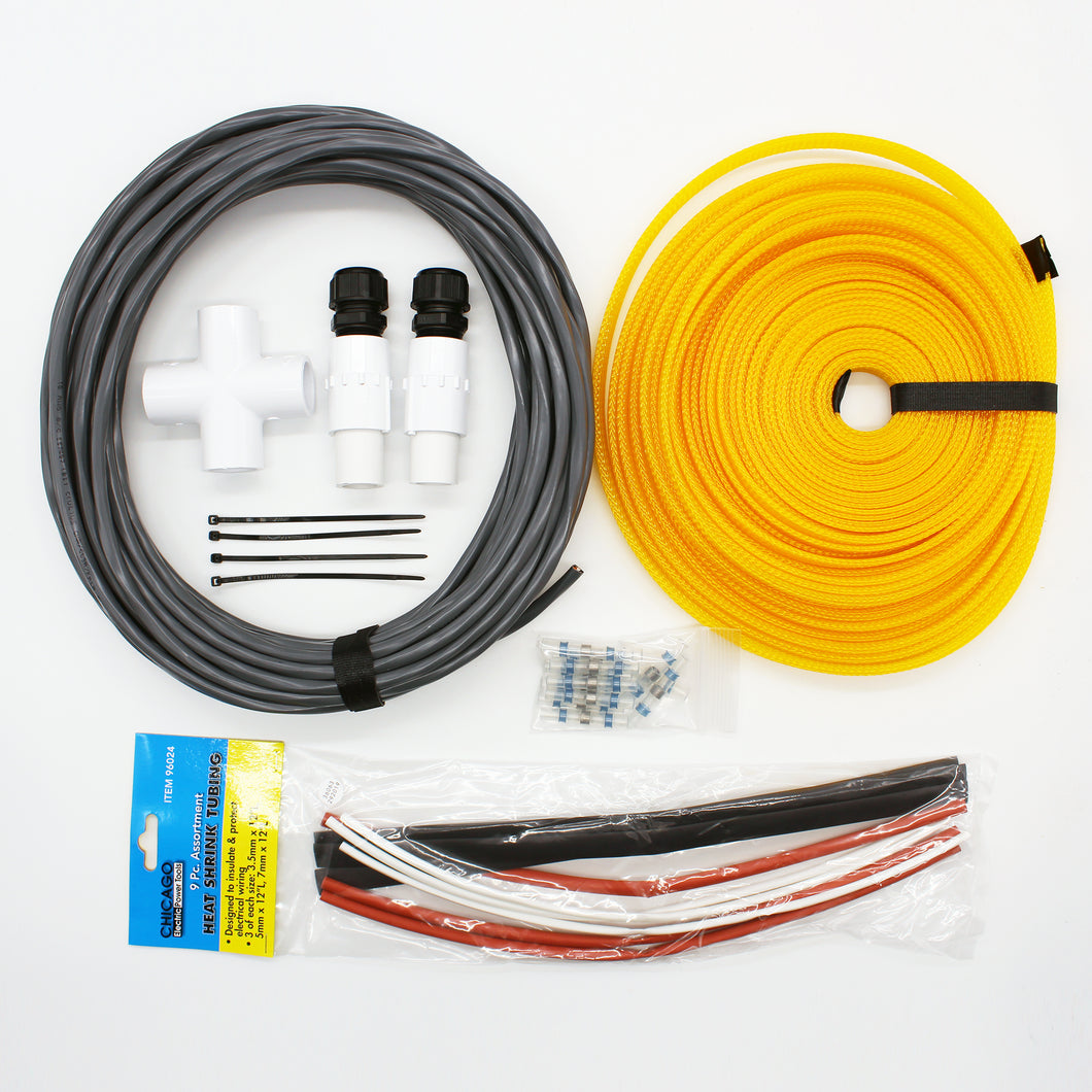 12 Meter (40') Tether Kit (suitable for Triggerfish ROVs)
