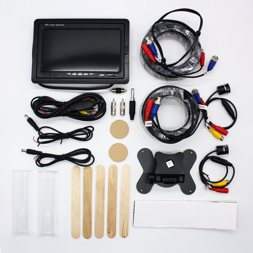 Video System Kit - TWO Cameras