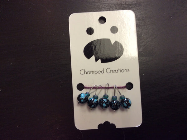 Chomped Creations Stitch Markers