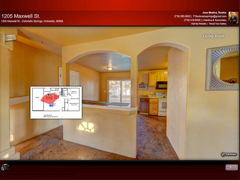 Dream House  360° Panoramas