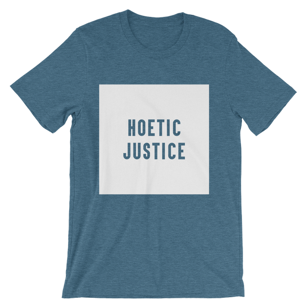 Hoetic Justice