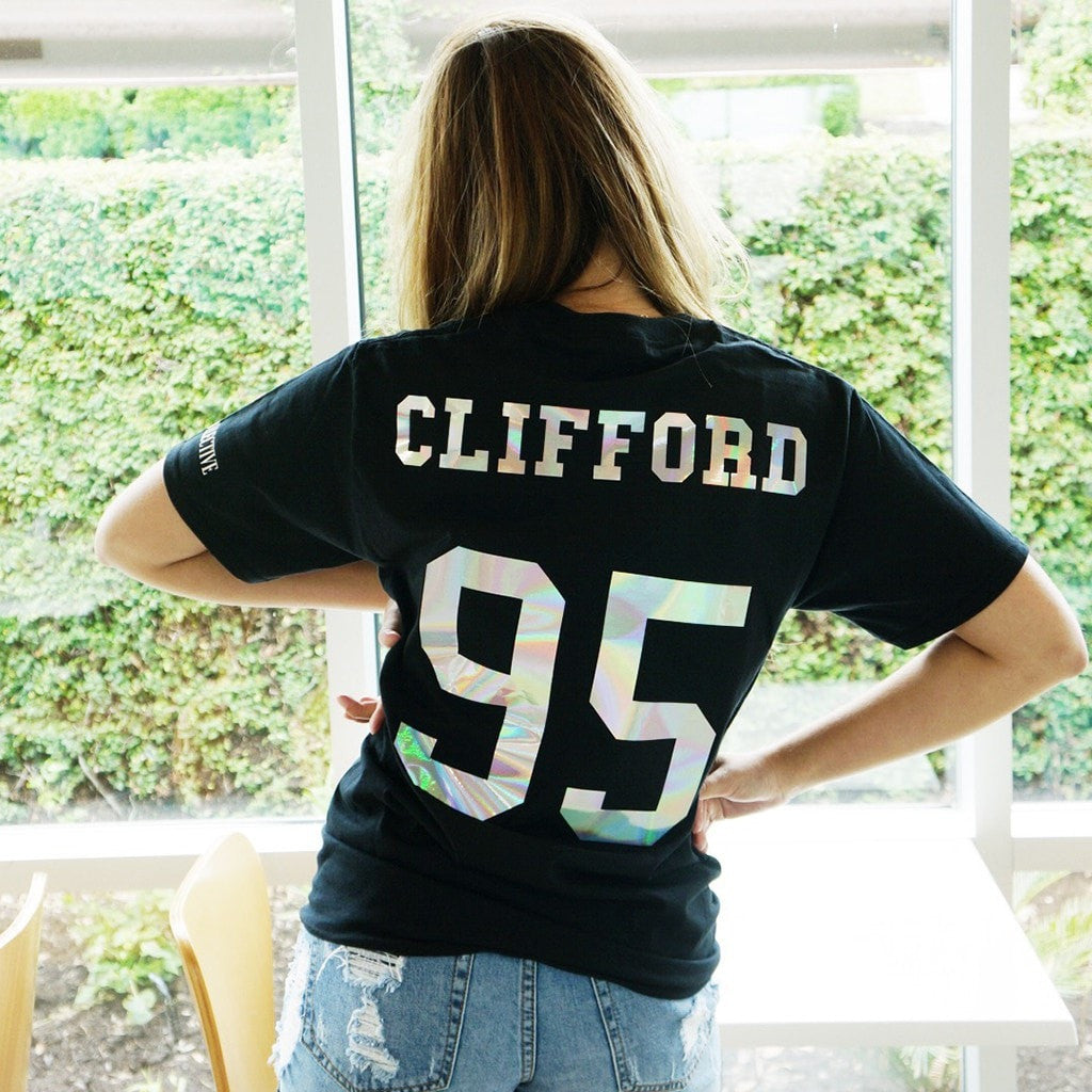 Michael Clifford Holographic Jersey